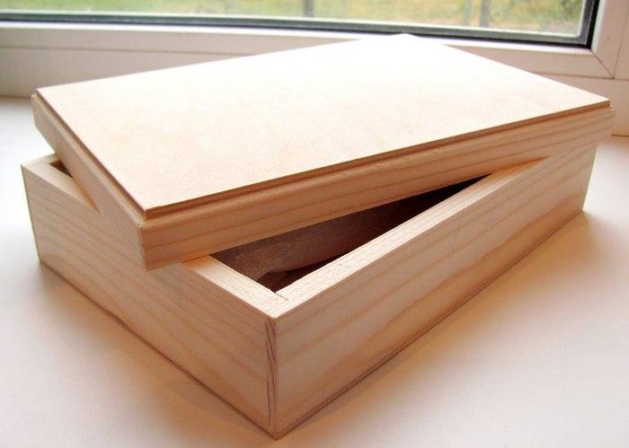 Шкатулка из дерева своими руками: мастер-класс и чертежи