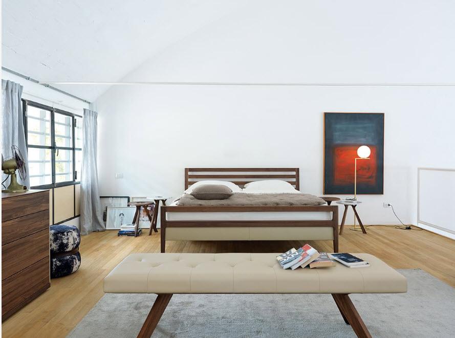 Navnet på soveværelserne. Moderne soveværelse design (40 billeder)