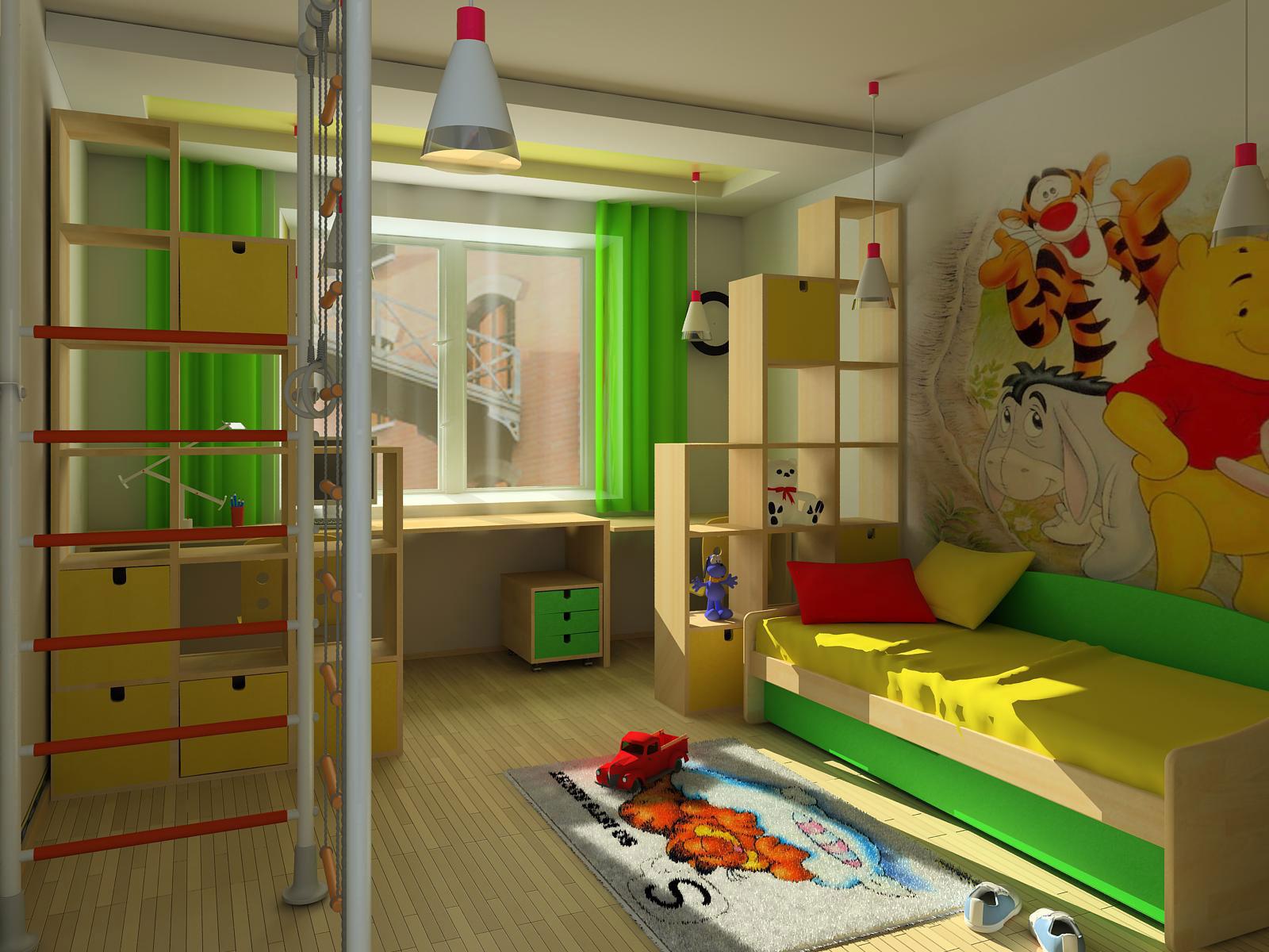 Детская комната  № 3567511 без смс