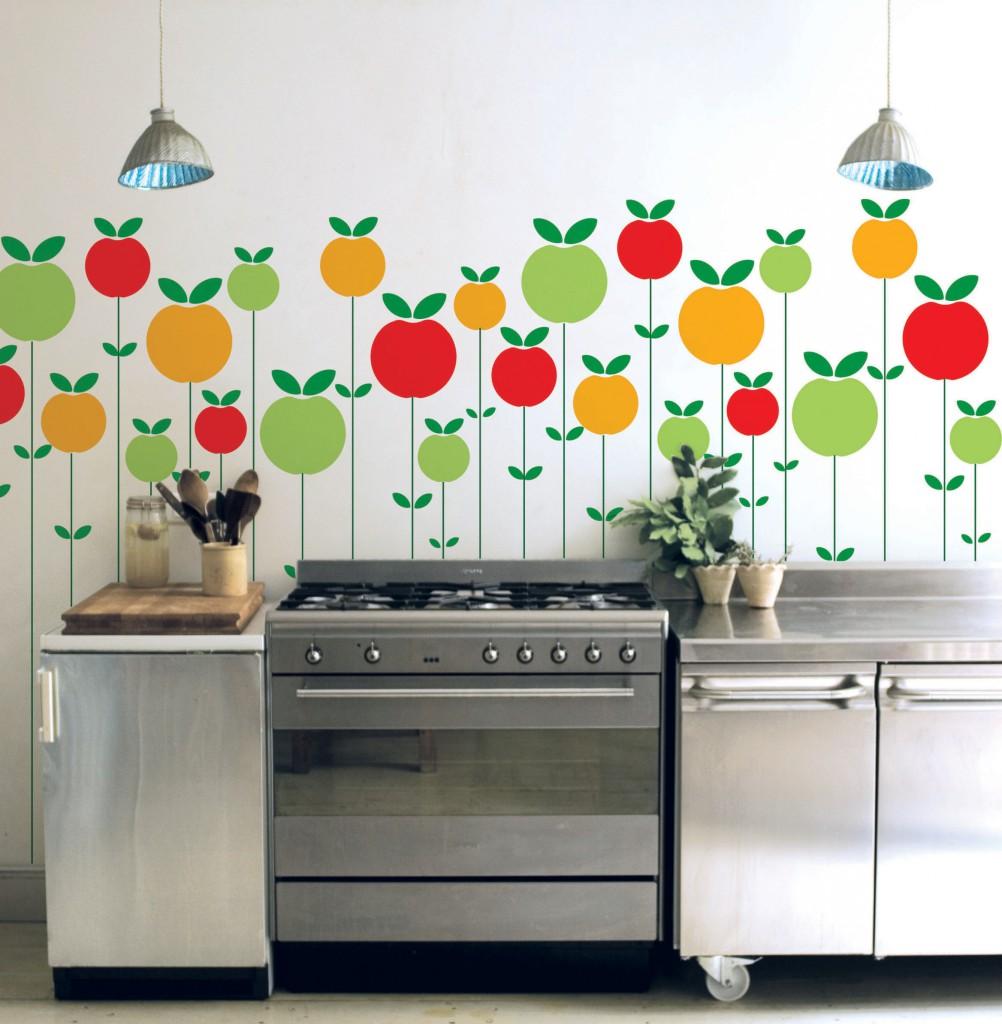 Рисунки на стенах своими руками: 3 мастер-класса, 7 идей, 100