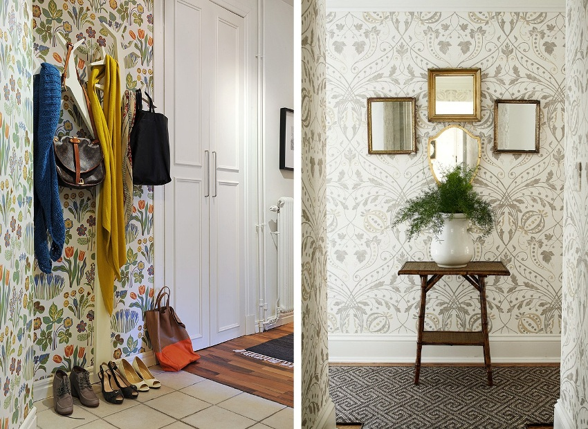 Colori pareti corridoio cheap moderno corridoio by gary for Gamma colori pareti