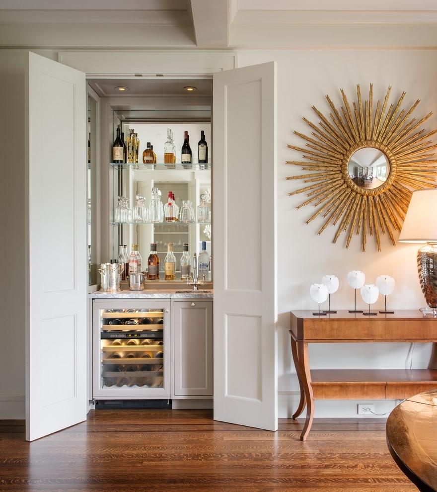 Qual è lo stile classico degli interni. Interno del soggiorno in ...