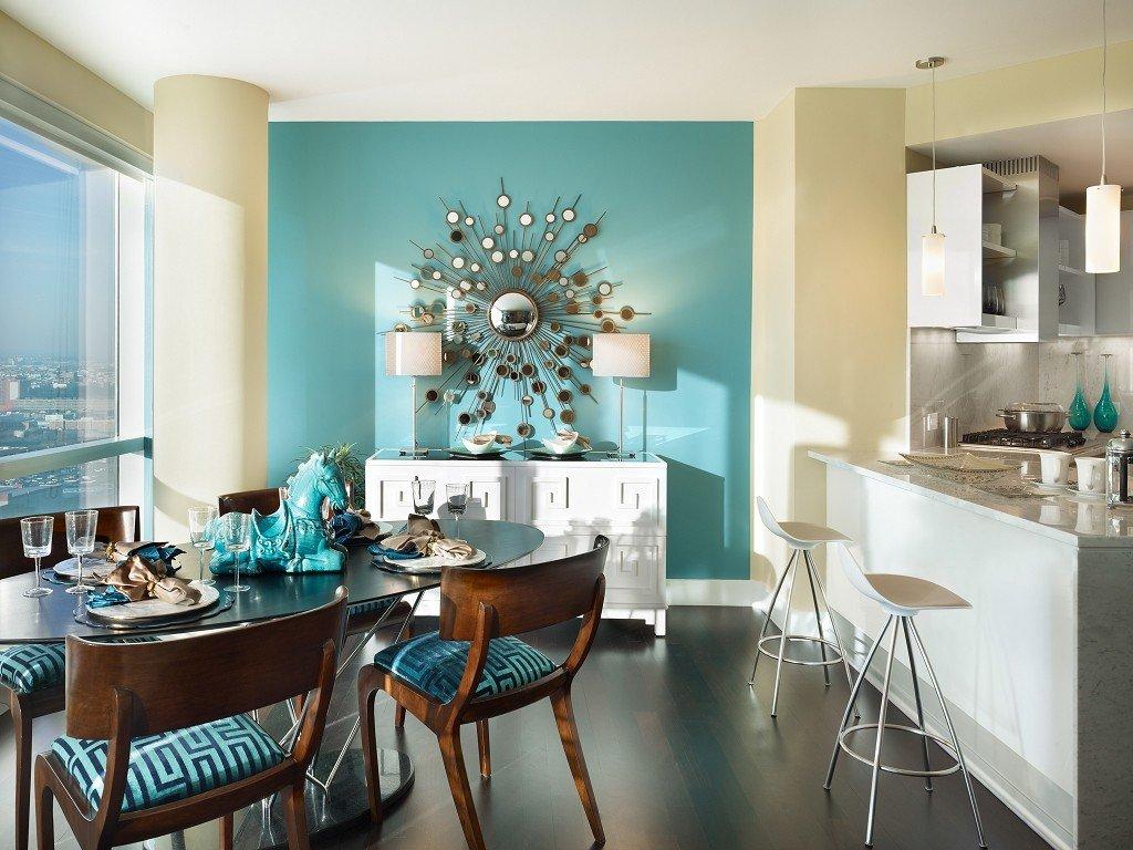 Dipingi la stanza ogni parete in diversi colori. Come dipingere le ...