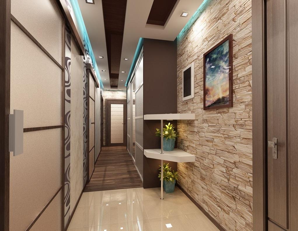 Come Fare Un Armadio In Uno Stretto Corridoio Design