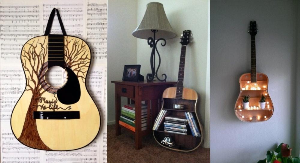 Гитара сделанная своими руками 97
