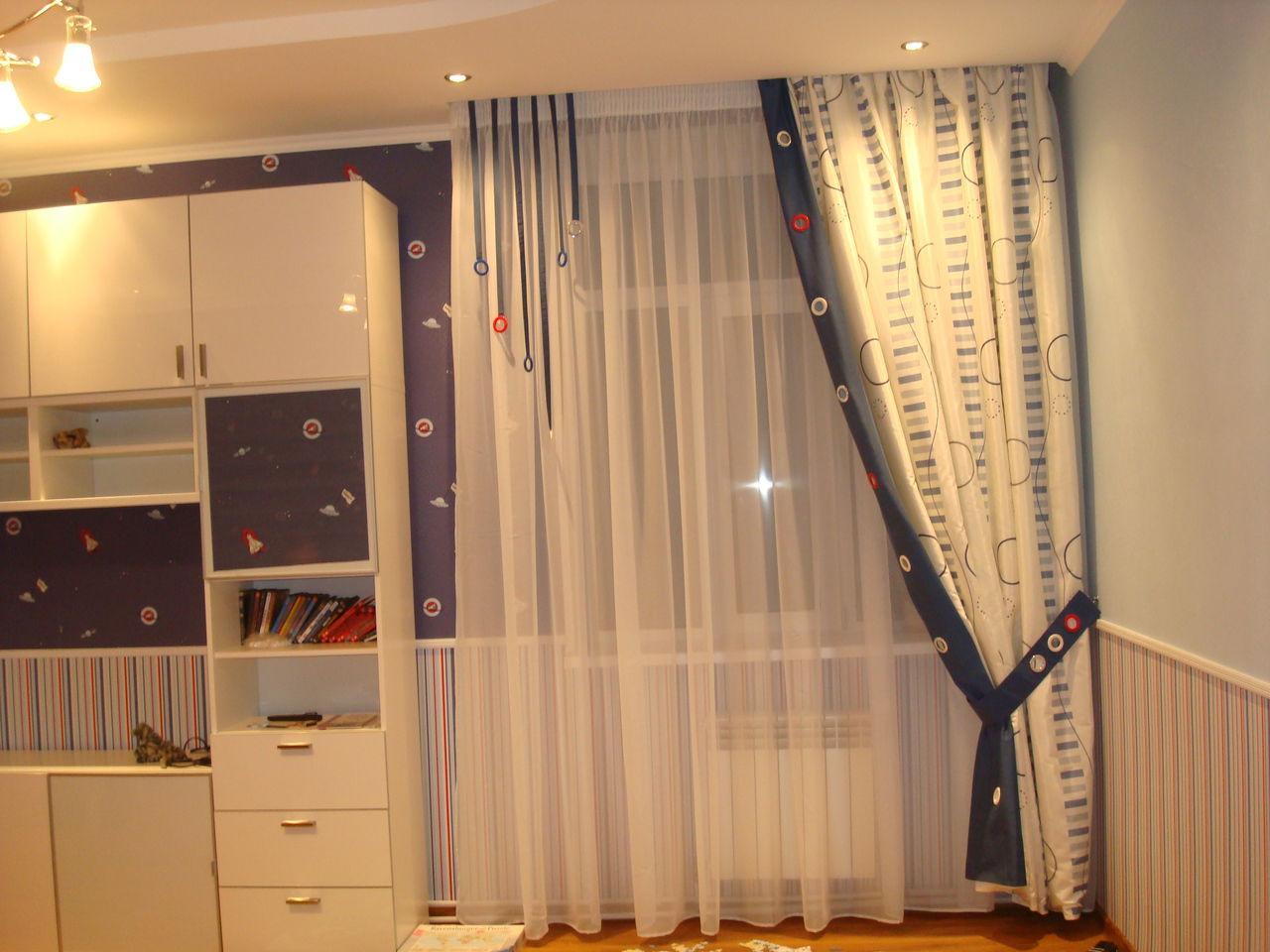 Дизайн штор для комнат фото
