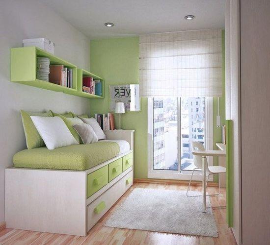 Utformningen av ett litet barnrum för två barn. Skapa rätt miljö i ...