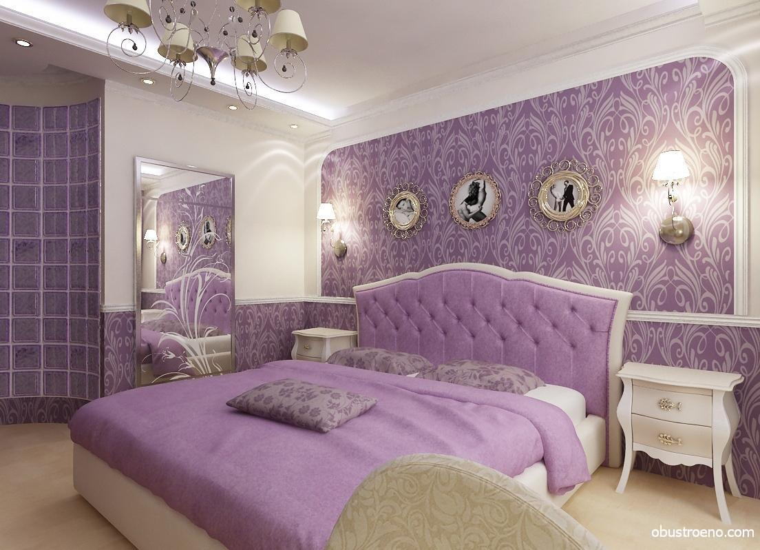 Pareti Viola E Lilla : L interno lilla della sala lilla living room foto e suggerimenti