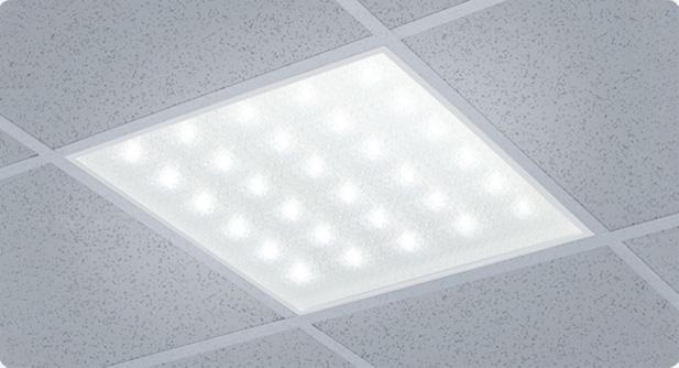 Plafoniere Sospese Per Ufficio : Luce per soffitti a tensione led plafoniere prezzo