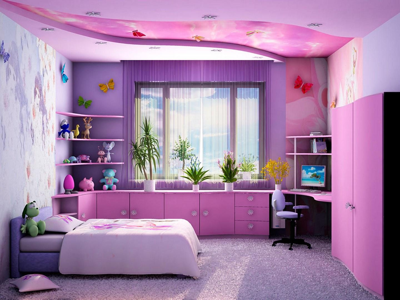 Delicato Colore Viola Pallido lillà grigio all'interno. soggiorno lilla - foto e suggerimenti.