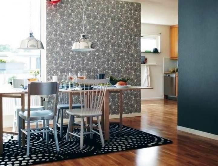 Cucina Soffitti Alti : Come modernizzare la carta da parati in cucina quale carta da