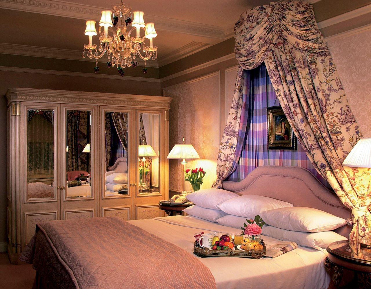 Как сделать спальню шикарной
